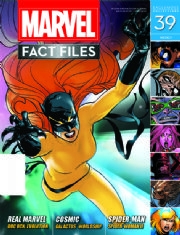 Marvel Fact Files #39 Eaglemoss Publications